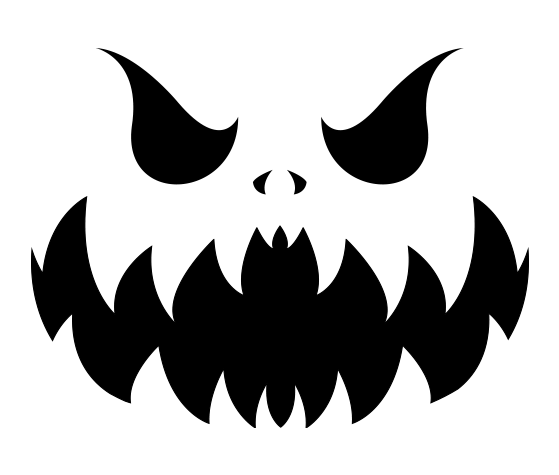 Evil Jack O Lantern Patterns 5